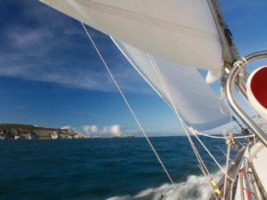 RYA Coastal SkipperSegel Kurs
