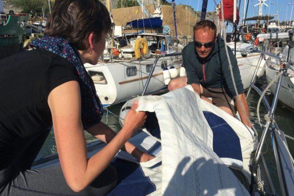 RYA Competent Crew Segel Kurs