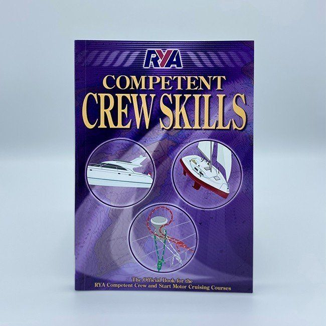 The book supports the RYA five-day course where you will learn basic crewing skills, and it will give you an edge…A must read for anyone contemplating qualifying as competent crew